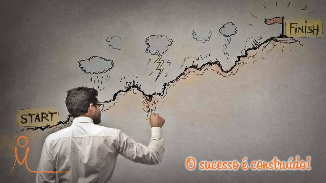 You are currently viewing O sucesso é construído